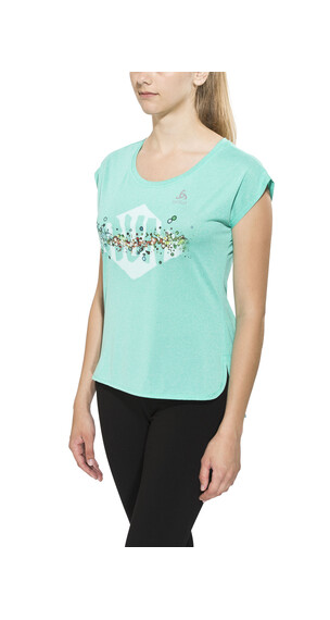 Odlo TEBE - Camiseta Running - verde